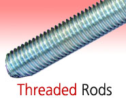 Threaded Rods - Thread bars manufacturers and exporters in india punjab