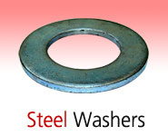 Steel Washers - precision fasteners manufacturers and exporters in india punjab