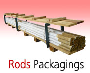 Threaded Rods and Thread Bars packagings in India Punjab